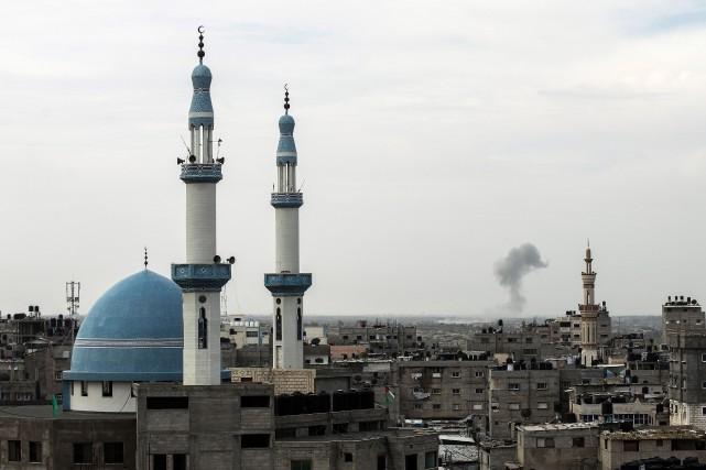 L'armée égyptienne a lancé vendredi une campagne d'ampleur... (AFP)