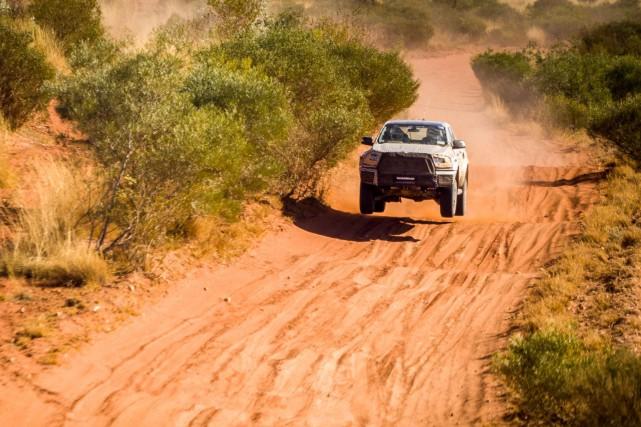 Le Ford Ranger Raptor est déjà destiné au... (Photo : Ford)