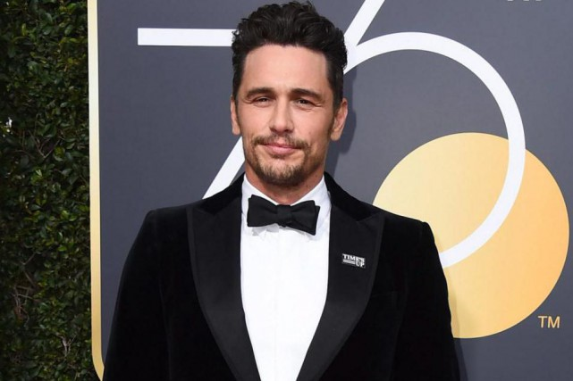 James Franco... (Photo Jordan Strauss, archives Invision/Associated Press)