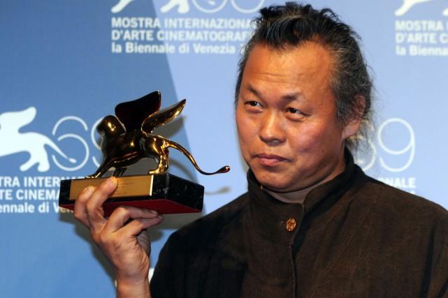 Le réalisateurKim Ki-duk, 57 ans, est l'un des...