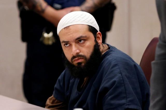 Ahmad Rahimi a affirmé mardi s'être radicalisé après... (PHOTO REUTERS)