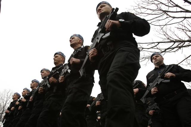 Depuis la fin de la guerre intercommunautaire, la... (PHOTO AP)