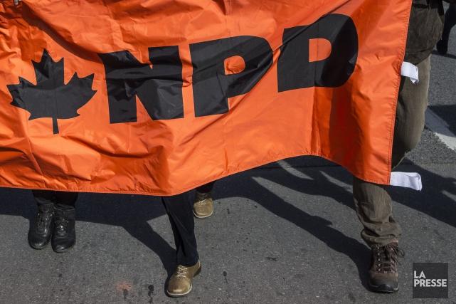 La section québécoise du NPD a soumis une... (PHOTO EDOUARD PLANTE-FRéCHETTE, archives La Presse)
