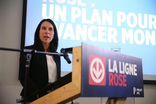 La mairesse de Montréal Valérie Plante... (Photo MartinChamberland, Archives La Presse)