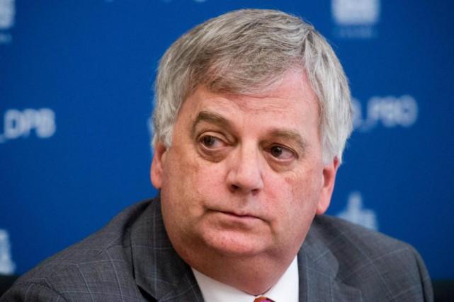 Jean-Denis Fréchette,directeur parlementaire du budget... (PhotoAdrian Wyld, archives La Presse canadienne)
