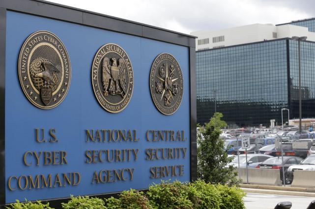 Lequartier général de la NSA à Fort Meade,... (AP)