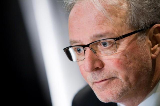 Le président du Collège des médecins du Québec... (Photo Ivanoh Demers, archives La Presse)