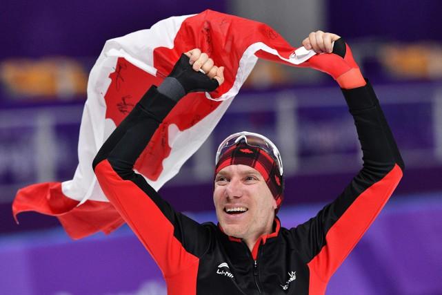Citoyen canadien depuis quatre ans, Ted-Jan Bloemen a... (Photo Mladen Antonov, Agence France-Presse)
