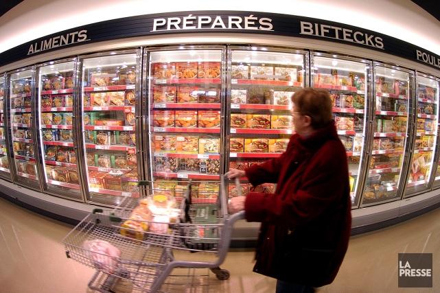 Les aliments pour lesquels les chercheurs voient un... (BERNARD BRAULT, ARCHIVES LA PRESSE)