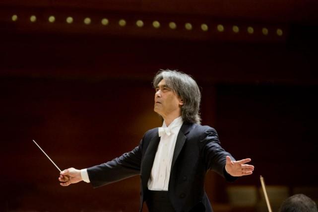 Kent Nagano a eu l'idée d'un concert où... (Photo Marco Campanozzi, La Presse)