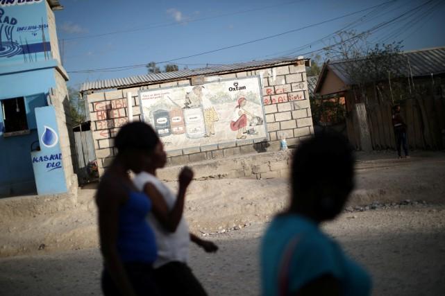 Oxfam est dans la tourmente depuis des révélations... (ARCHIVES REUTERS)