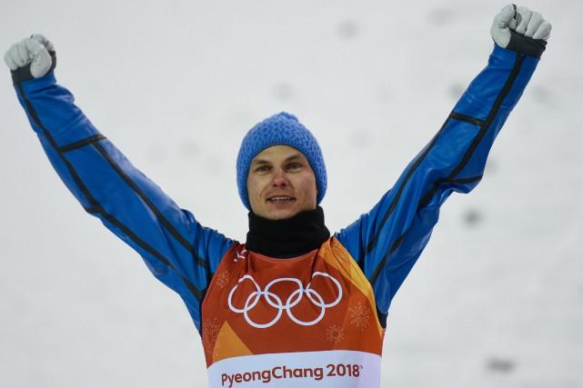 Ski Acrobatique L Or Pour Oleksandr Abramenko Olivier