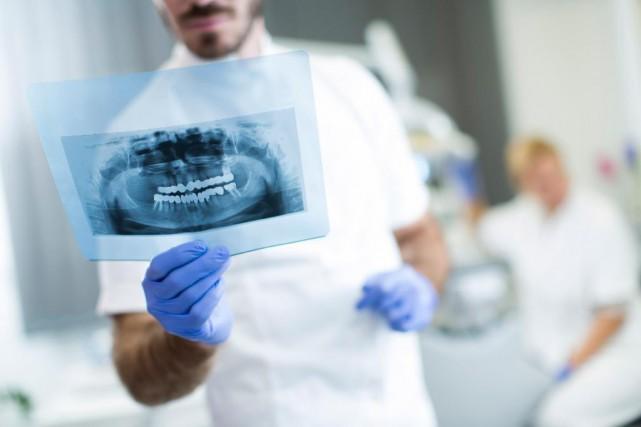 Trop de radiographies chez le dentiste ?... (Photo Getty Images/iStockphoto)
