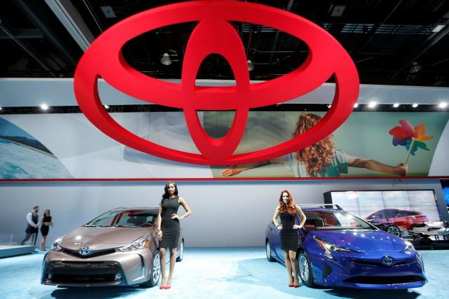 Toyota a trouvé une façon de réduire de... (REUTERS)