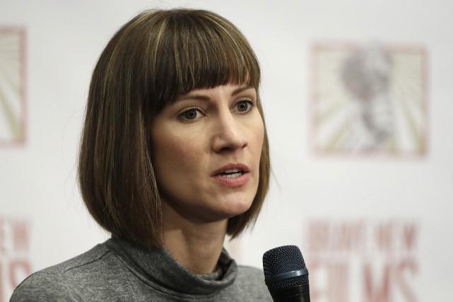 Rachel Crooks affirme qu'en 2006, alors qu'elle était... (AP)