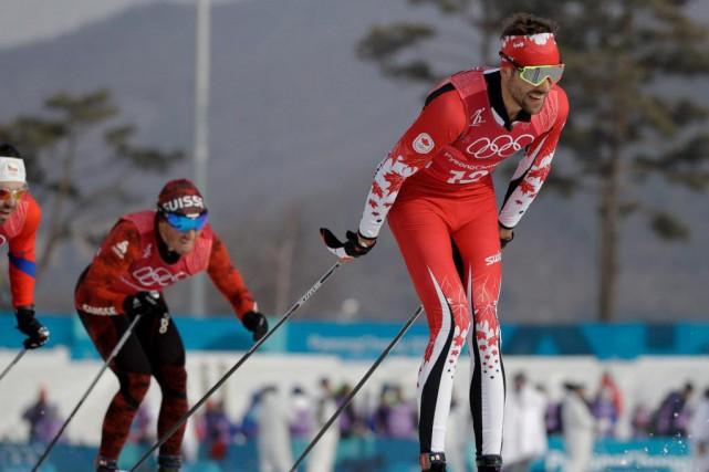 Len Valjas fera équipe avec Alex Harvey au... (Photo Kirsty Wigglesworth, Associated Press)