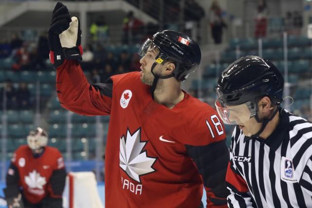 Québec trouve «ridicule» le «manque de respect»de Hockey Canada