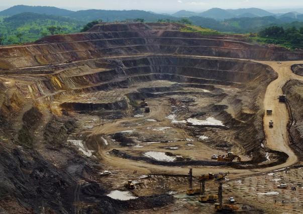 La mine de cuivre et de cobalt Tenke... (Photo : REUTERS)
