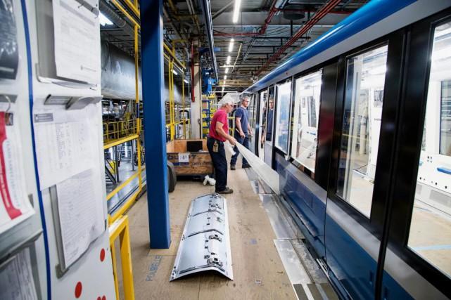 Aux prises avec des pertes d'emplois importantes à... (PHOTO ALAIN ROBERGE, archives LA PRESSE)