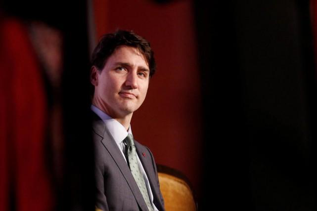 Le premier ministre Justin Trudeau.... (PHOTO ADNAN ABIDI, REUTERS)