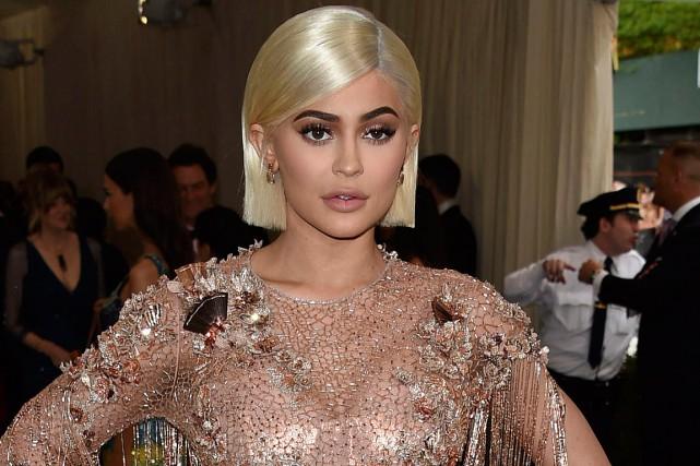 Kylie Jenner... (PHOTO EVAN AGOSTINI, ARCHIVES INVISION/AP)