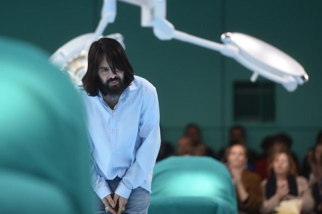 «Je suis vraiment ému par le courage de... (Photo Filippo MONTEFORTE, AFP)