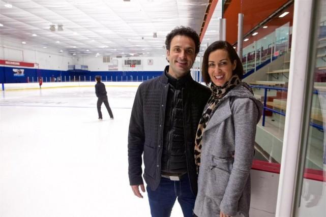 Patrice Lauzon et Marie-France Dubreuil ont choisi de... (PHOTO ANDRÉ PICHETTE, ARCHIVES LA PRESSE)