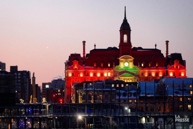 La Ville de Montréal estime que la numérisation... (PHOTO BERNARD BRAULT, ARCHIVES LA PRESSE)
