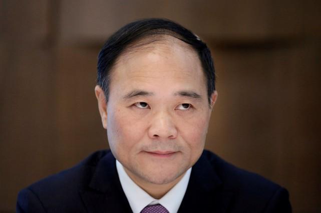 Li Shufu, fondateur et président du conseil du... (photo REUTERS)