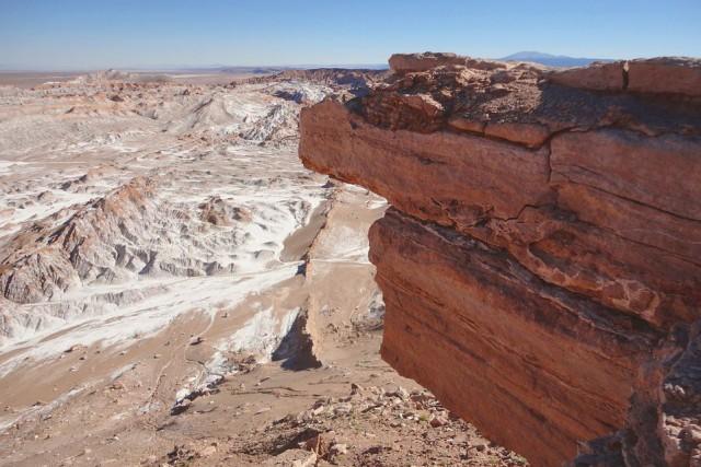 Le désert d'Atacama est la région la plus...