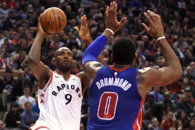 Kyle Lowry et DeMar DeRozan ont fourni 20 points chacun et les Raptors de... (PHOTO REUTERS)
