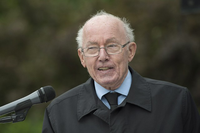 L'ancien premier ministre Bernard Landry... (PHOTO ARCHIVES LA PRESSE CANADIENNE)
