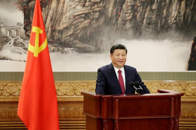 Xi Jinping a initié l'un des plus grands... (REUTERS)