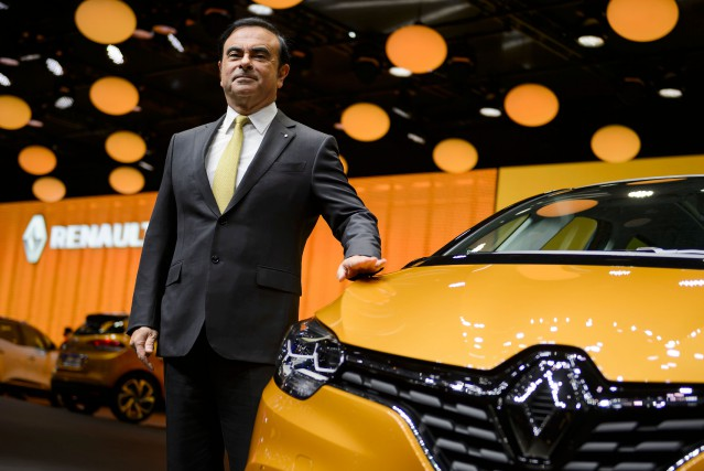 Renault-Nissan a commencé à investir avant la plupart... (photo AFP)