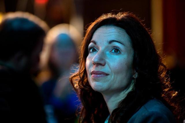 Intransigeance ou pas, il semble évident que Martine... (Photo Olivier Jean, Archives La Presse)