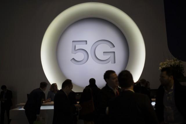 Avec la 5G et son ambition de numériser... (AP)
