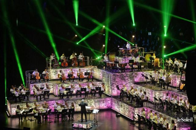 Le premier Concert amplifié a été présenté au... (Photo Erick Labbé, archives Le Soleil)