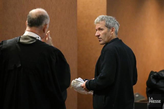 L'entrepreneur Sylvain Fournier.... (Photo Martin Chamberland, archives La Presse)
