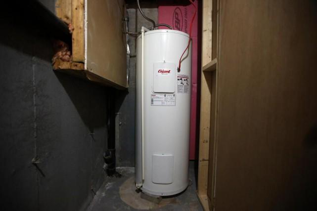 Triton permet au réservoir d'eau chaude de devenir... (Photo Martin Chamberland, archives La Presse)