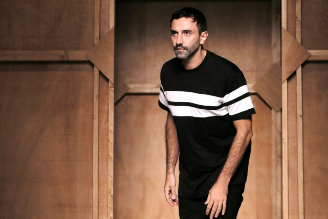 L'Italien Riccardo Tisci va prendre la direction artistique... (PHOTO ARCHIVES REUTERS)