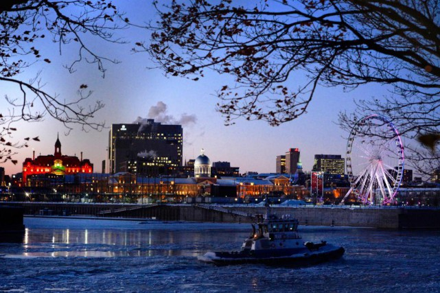La nouvelle stratégie économique de Montréal, qui devrait... (Photo Bernard Brault, La Presse)