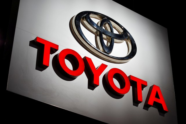 Toyota explique avoir décidé de renouveler sa structure... (photo REUTERS)