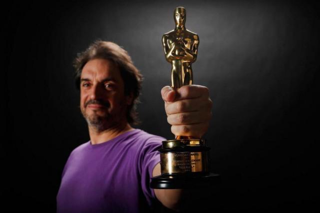 L'an dernier, Sylvain Bellemare a remporté l'Oscar du... (Photo Martin Chamberland, La Presse)