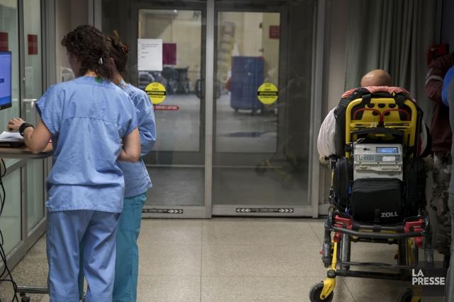 Le cancer colorectal constitue la deuxième cause de... (Photo Marco Campanozzi, archives La Presse)
