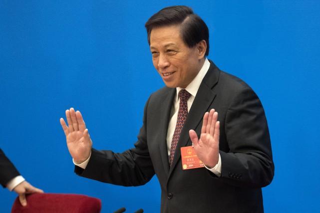 Zhang Yesui... (Photo AP)