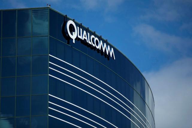 Si elle devait se concrétiser, la fusion Broadcom-Qualcomm... (ARCHIVES REUTERS)