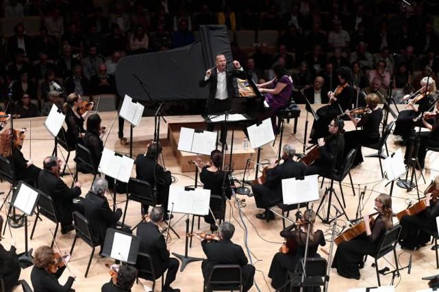 Les symphonies no 1 à 9 de l'Autrichien... (Photo Bernard Brault, Archives La Presse)