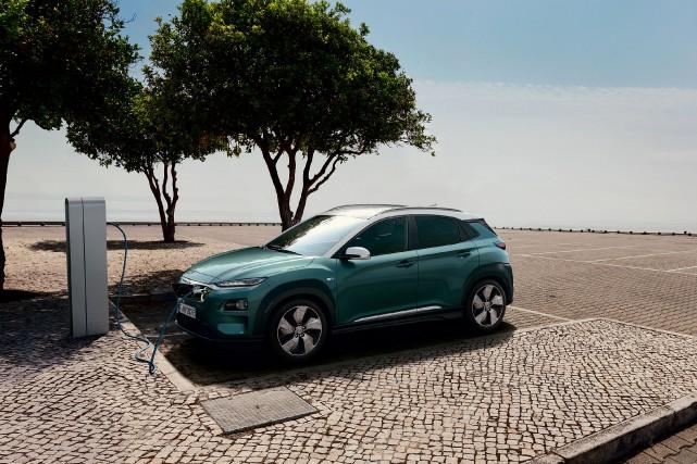 Hyundai Kona Electric - crédit: Hyundai...