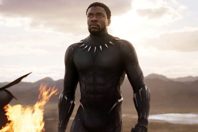 Black Panther has kept on breaking records since ... (PHOTO AP)