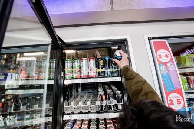 Des boissons sucrées à haute teneur en alcool... (Photo Alain Roberge, La Presse)
